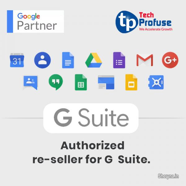 Tech profuse: A Premium G Suite Partner for Business | Other