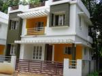 Plot 3 cent 1300 sq ft house for sale near Mulanthuruthy Tripunit