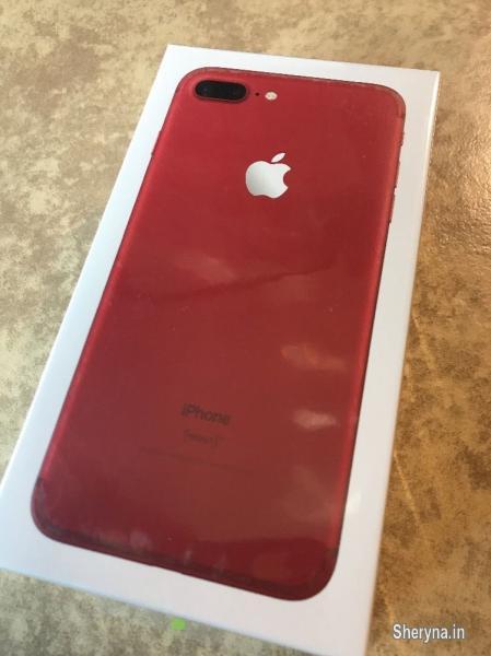 Apple iPhone 7 Plus - 128GB - Red (Unlocked) Smartphone