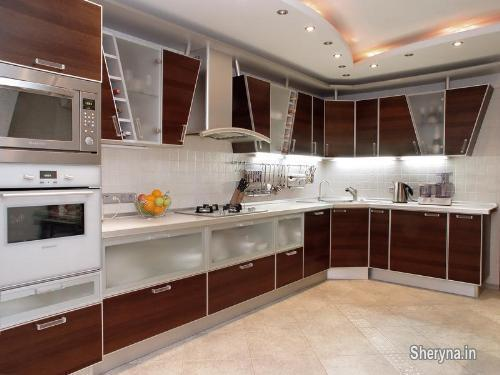 Pearl Interior Modular Kitchen Design Building Renovation For Sale