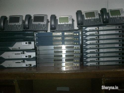 USED CISCO ROUTER, SWITCHES, CCIE, RS, VOICE, SEC, CCNP, CCNA LAB